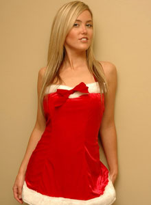 Santas Helper Gets Naked - Picture 3
