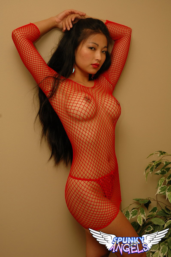 Something hot nude angels in fishnet you