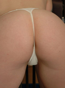 Horny Schoolgirl Cassie Leanne Loves To Tease The Teachers With Her Huge Tits - Picture 11