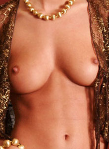 Teen Shows Off Her Perfect Perky Tits And Tiny Hard Nipples - Picture 11