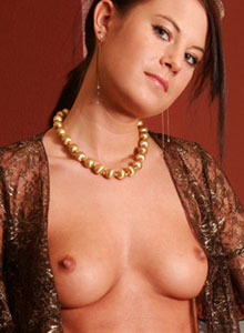 Teen Shows Off Her Perfect Perky Tits And Tiny Hard Nipples - Picture 12