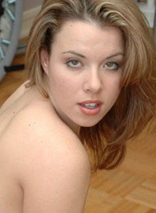 Kerie Hart Rolls Around Nude In A Canadian Flag - Picture 8