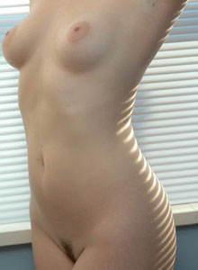 Kerie Hart Is Getting Naked In The Morning Sun - Picture 5