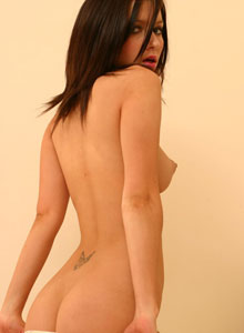 Madison Strips Out Of Her Lil Nighty To Show Off Her Perfect For Fucking Body - Picture 11