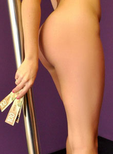Desperate Teen Strips For Money - Picture 8