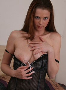 Teenage Slut Zoe Loves To Spread Her Tight Pink Pussy - Picture 3
